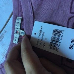 Junk Food Clothing Tops - BNWT JunkFood Beatles Distressed Wash Sweatshirt